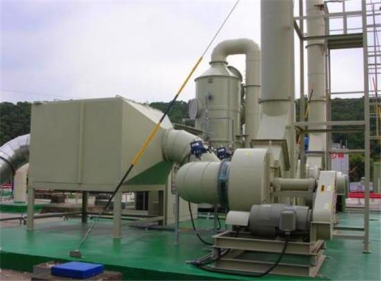生物除臭设备厂家助力生物滤池隔离除臭