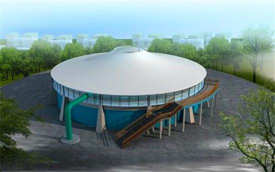 选择污水池膜结构的八大理由